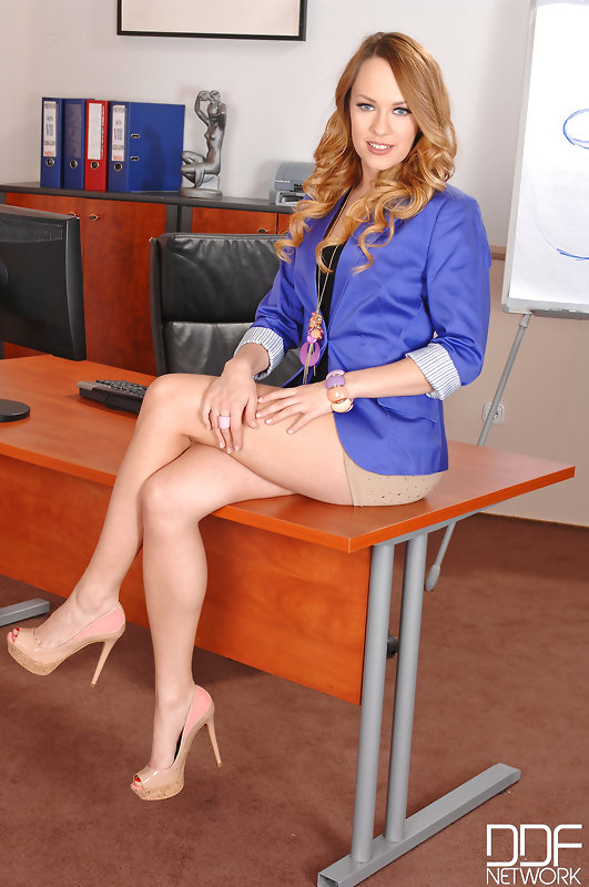 Blue Angel - European Babes 1By-Day.com