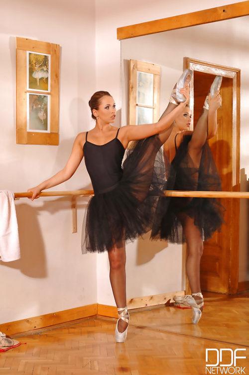 The Luscious Ballerina